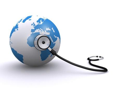 Erde-Gesundheit