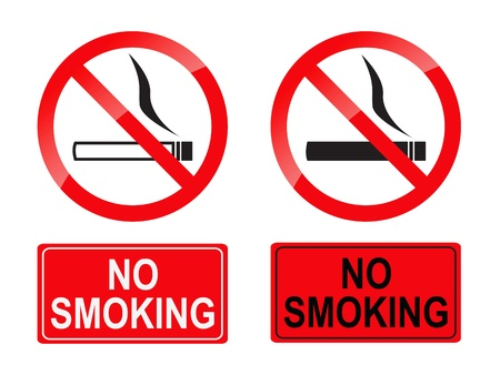 no smoking sign Stock Vector - 9370153