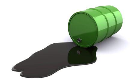 oil spill Stock Photo - 9815176