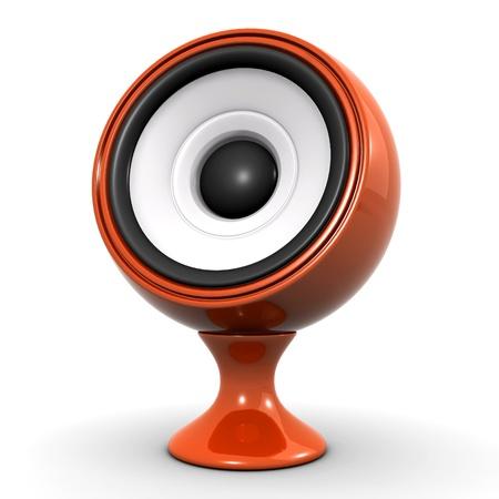 disco speaker: speaker