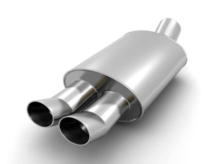 car exhaust: car exhaust pipe