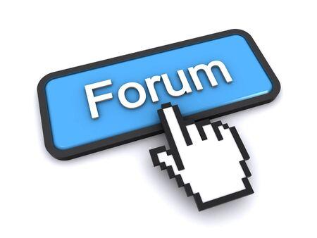 chat online: forum button