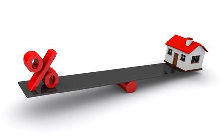 real estate loan Stock Photo - 12958953