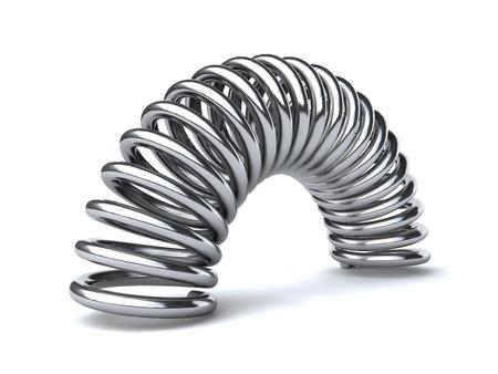 metalen veer