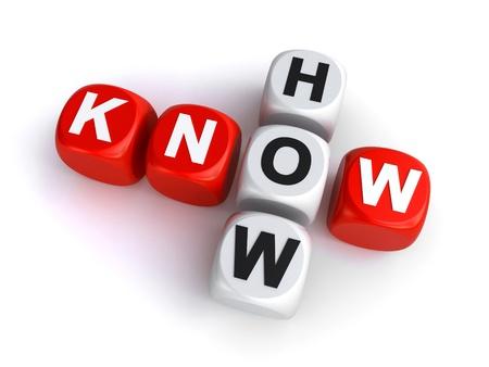 know how dice crossword  Standard-Bild