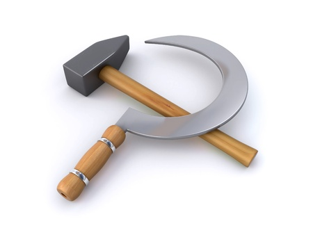 hammer and sickle: hammer and sickle