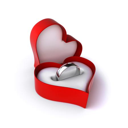 bodas de plata: anillo de bodas de plata