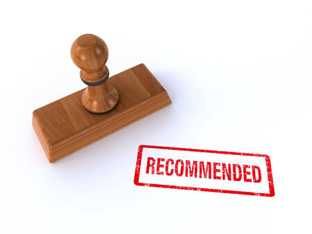 recommended: stamp recommended