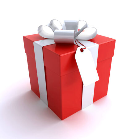 Geschenkkarton Lizenzfreie Bilder