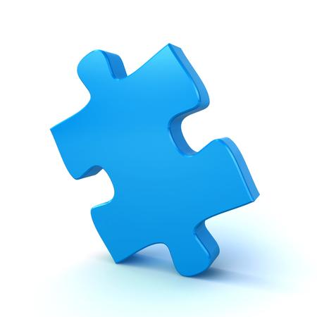 piezas de puzzle: sola pieza del rompecabezas