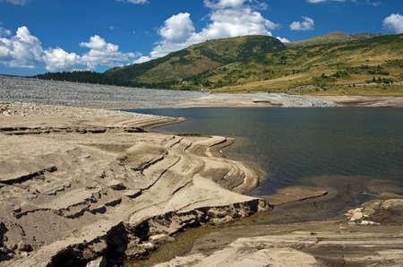sequias: Sequ�a b�lgaro lago de monta�a