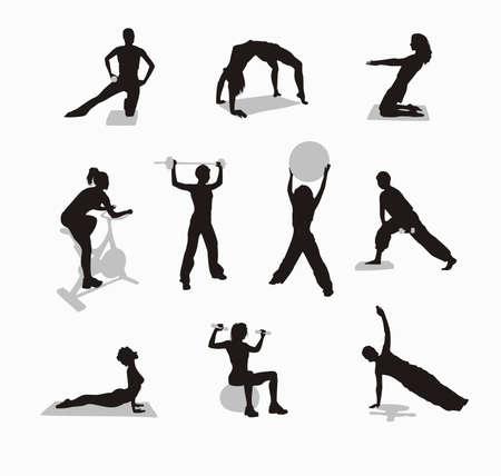 Fitness kobiety