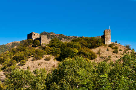 Maglic fortress Stock Photo - 17380391