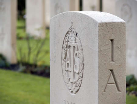 tomb of the unknown soldier: Military Cemetery of the second worldwar in Belgium