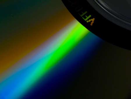 cdrom: Close-up of a CDROM or DVD