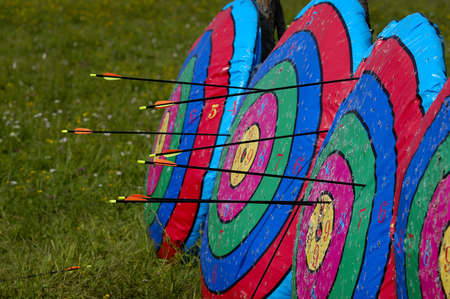 evolved: In some places, there is such a archery activities.Once the need to survive, and now has evolved into a sport activity, or even a business.