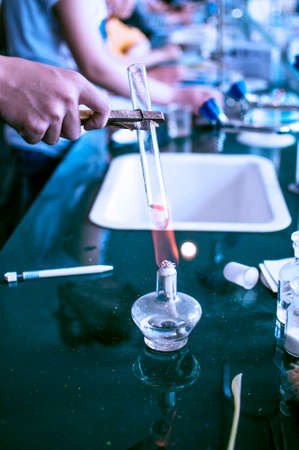 chemistry experiment essay English: electron and density essay the objective of this experiment is to gain an understanding of specific materials and their properties by measuring a variety of.