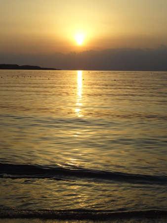 naama bay: Sunrise over the sea, Naama Bay