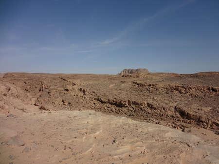 mountin: Colored canyon in Egypt, Sinai