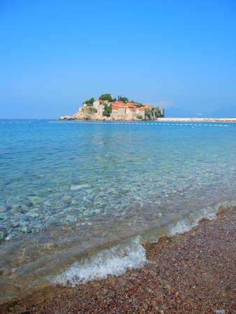 Island-hotel Sveti Stefan, Montenegro