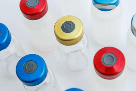 vial is cover a wide range of colors Stock Photo - 18347323
