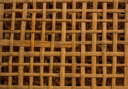 Grid to place wood a cross Stock Photo