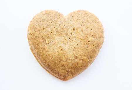 Dog food shaped heart