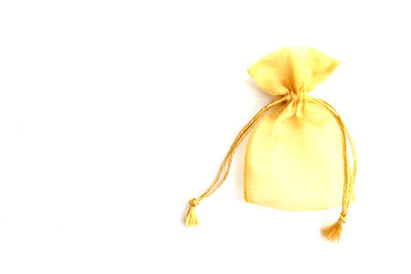 Golden bag for your valuables