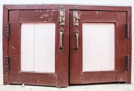 Small door for storage Stock Photo - 19162990