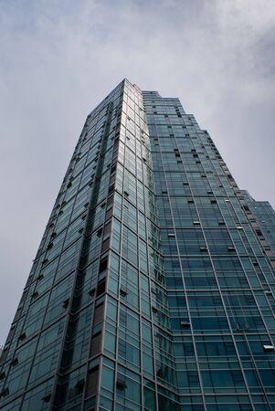 Skyscraper in Seoul photo