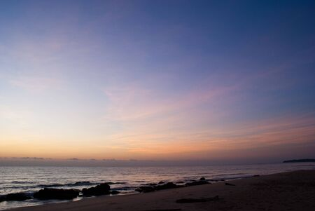 Seaside sunrise Stock Photo - 5818533