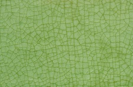 Green glazed ceramic tile, Texture of green glass tile, Glazed tile texture background