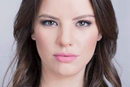 beauty shot: Beauty shot for skin care Stock Photo