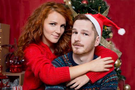 pelirrojas: Un par de pelirrojas en el amor para la Navidad