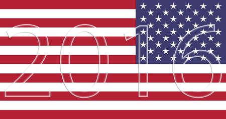 elections: USA elections 2016 Stock Photo