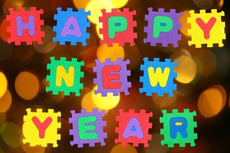 Dies ist eine Botschaft, Happy New Year