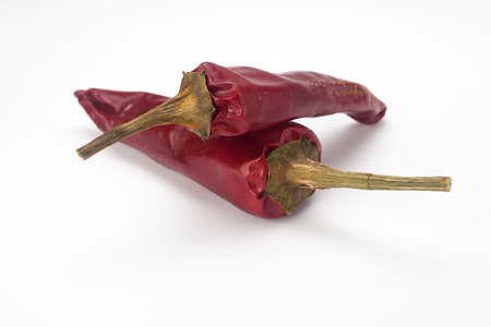 pimientos: pimientos rojos  Foto de archivo