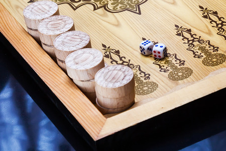 backgammon: The game backgammon