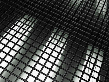 tile: A Glass Tile Abstract Background  Stock Photo