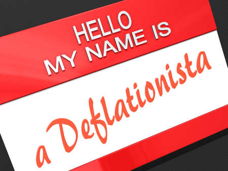 equities: Hello My Name is  Stock Photo