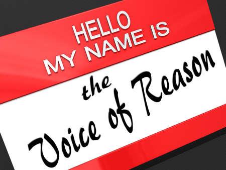 Hello My Name is Stock Photo - 17710921