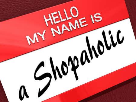 Hello My Name is  Stock Photo - 17710935