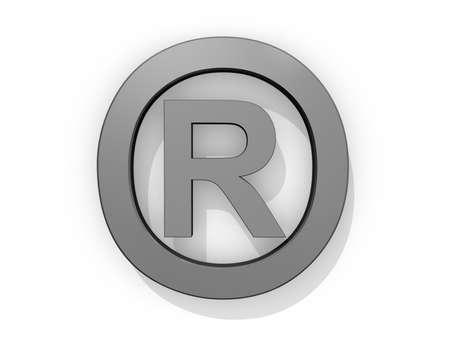 Registered Mark on a white background.