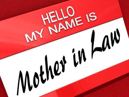 Hello My Name is  Stock Photo - 18221846