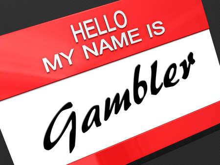 Hello My Name is Stock Photo - 18221841