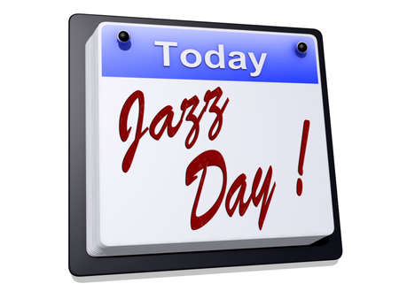 Jazz Day Stock Photo - 18518867