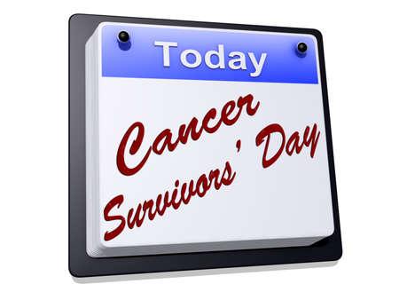 Cancer Survivor Stock Photo - 19454928
