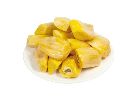 Isolated jackfruit