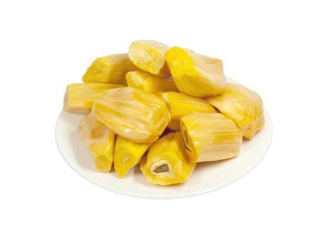 Isolated jackfruit