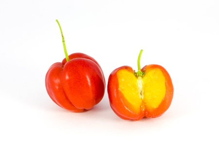 acerola Stock Photo